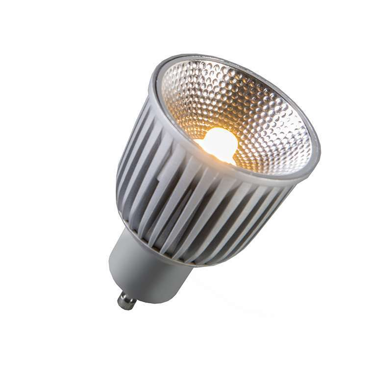 GU10 LED lamp 6W 320LM 36 reflector 3000K