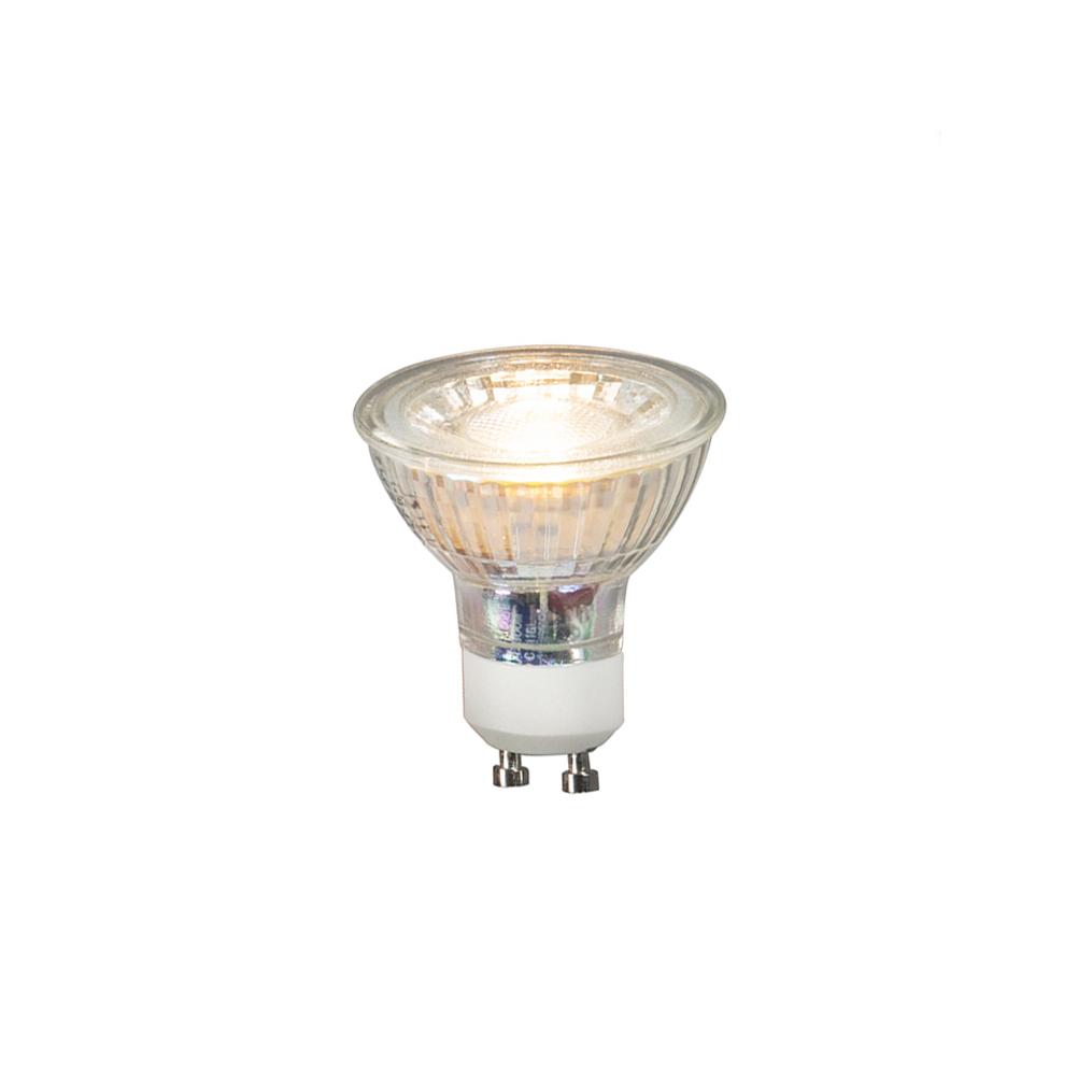 GU10 LED lamp COB 3W 230LM 3000K set van 5