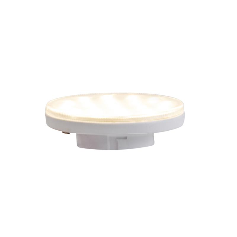 Set van 5 GX53 3-staps dimbare LED lampen 3W 350 lm 3000K