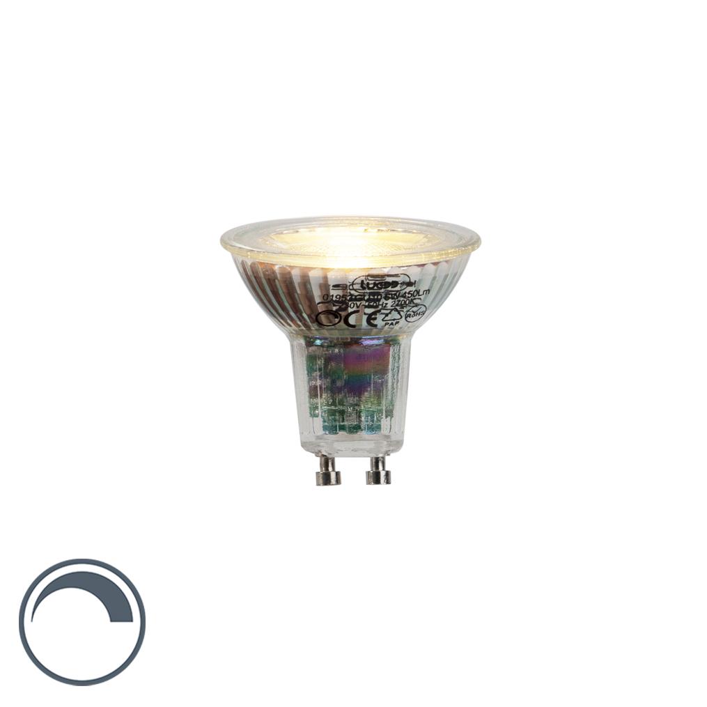 Żarówka LED GU10 6W 450 lm 2700K ściemnialna