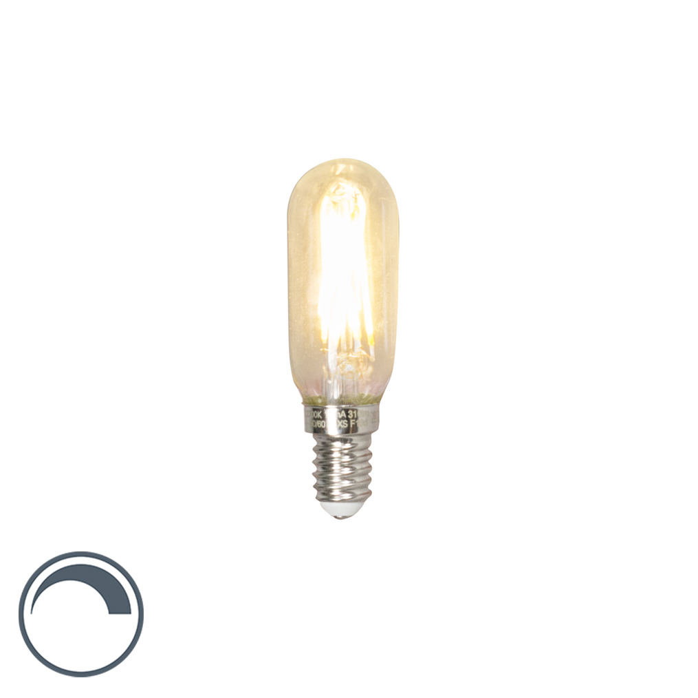 Żarówka LED E14 filament 240V 3,5W 310lm T24 ściemnialna
