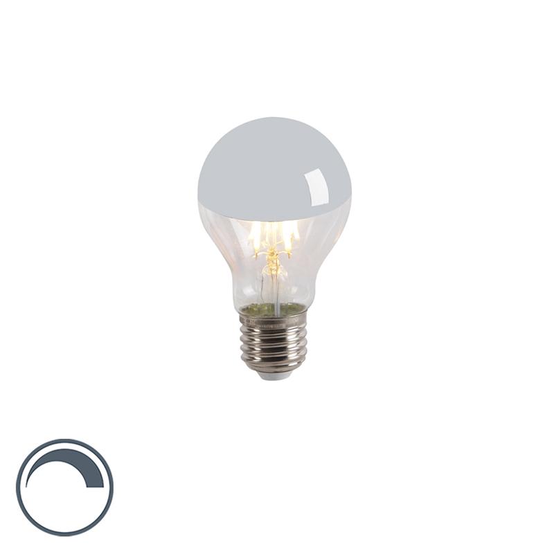 Żarówka lustrzana LED E27 A60 4W 300lm 2300K ściemnialna
