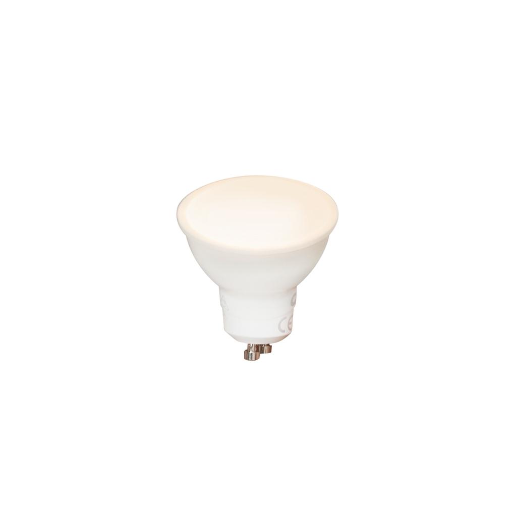 Bombilla LED GU10 240V 6,5W 450lm regulable