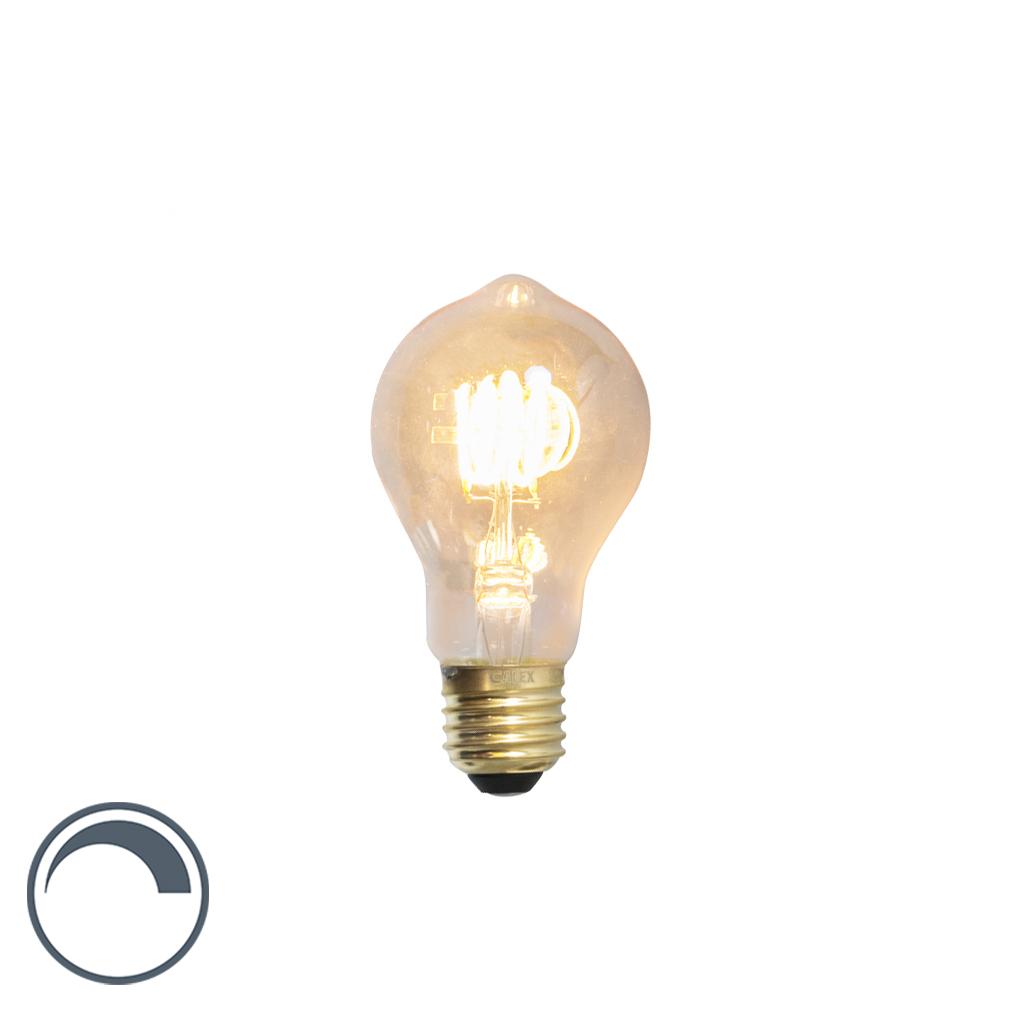 Żarówka LED E27 filament 4W 200lm 2100K ściemnialna