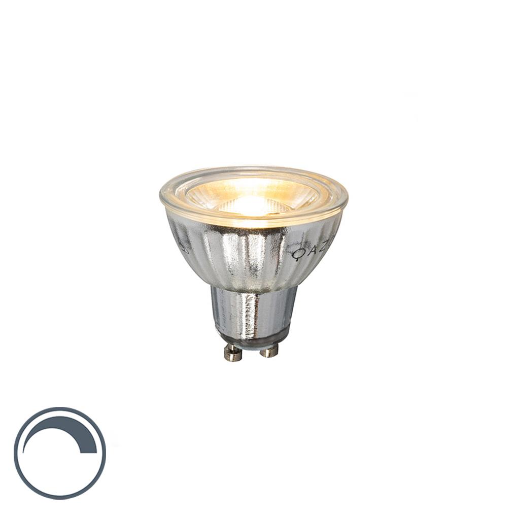 Żarówka LED GU10 7W 500 LM 2700K ściemnialna