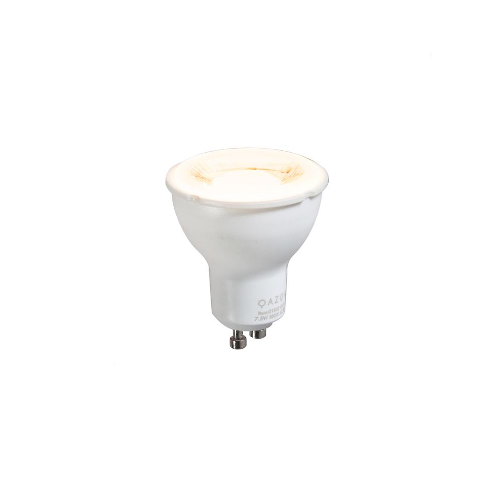 Set van 5 GU10 lamp 7.5W 3000K