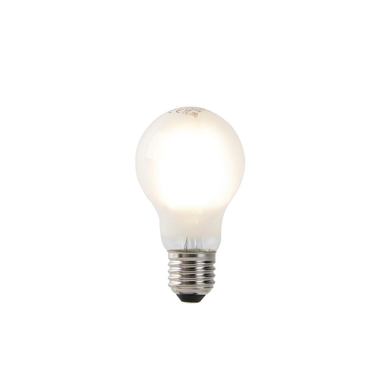 Żarówka LED E27 A60 4W 450lm 2700K matowa