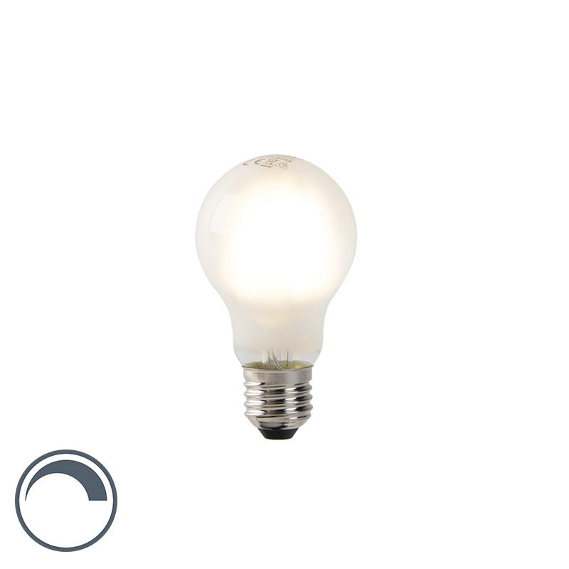 Żarówka LED E27 A60 4W 320lm 2700K matowa ściemnialna