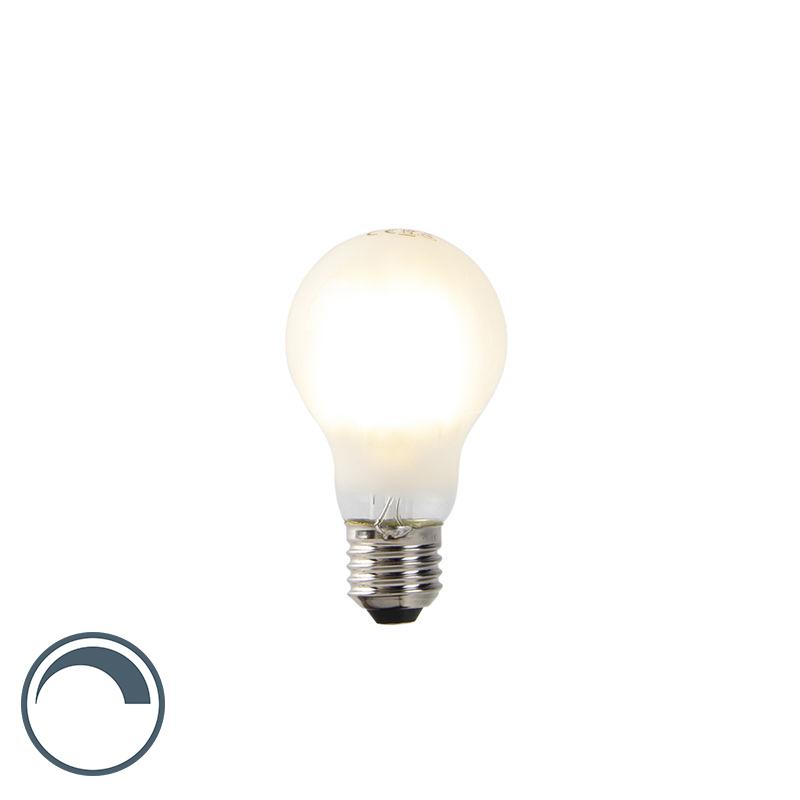 Żarówka LED E27 A60 7W 780lm 2700K matowa