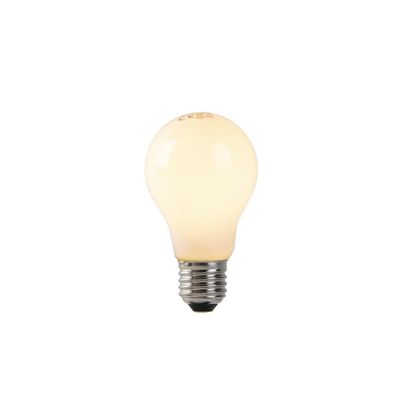 Żarówka LED E27 A60 3W 320lm 2200K mleczna