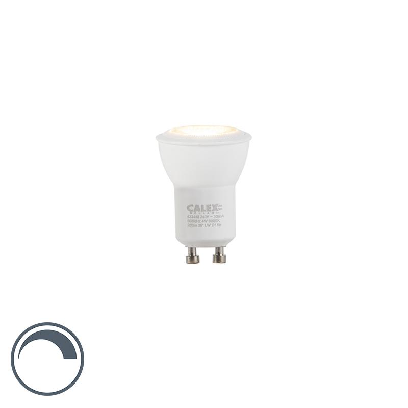 Żarówka LED GU10 35mm 4W 260lm 3000K ściemnialna