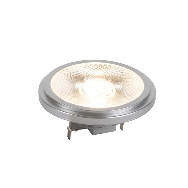 G53 dim to warm LED lamp AR111 11,5W 650LM 1800-2700K 24�