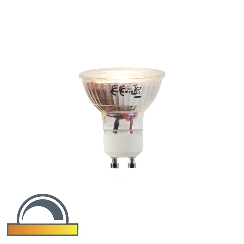 Żarówka LED GU10 5W 360 lm 2000-2700K zmiana temperatury