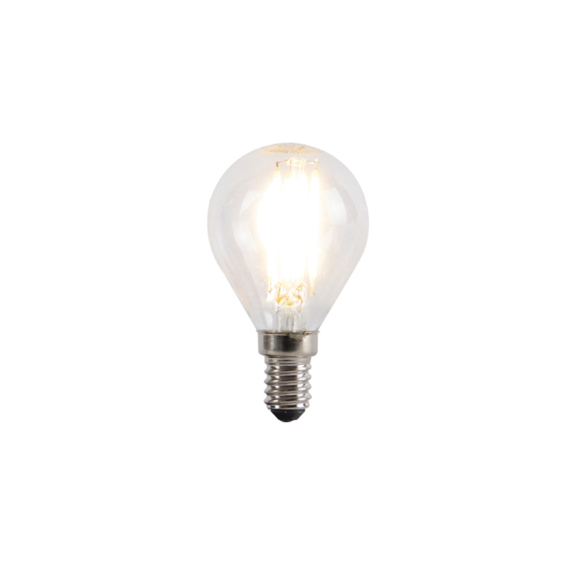 E14 dæmpbar LED-glødelampe 5W 470 lm 2700K