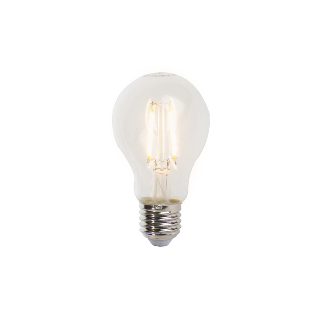 E27 dæmpbar LED-glødelampe A60 5W 470 lm 2700 K.