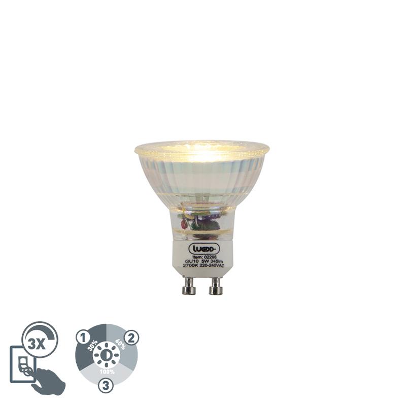 Żarówka LED GU10 5W 345lm 2700K 3-stopniowe ściemnianie