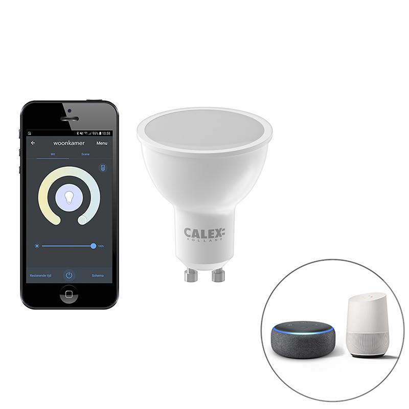 Inteligentna żarówka LED GU10 5W 350lm 2200-4000K aplikacja ściemnialna