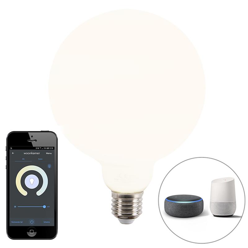 Inteligentna żarówka LED E27 7.5W 1055lm 2200-4000K aplikacja ściemnialna