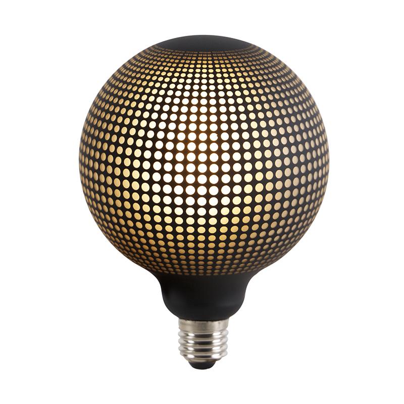 E27 dimbare LED filament globe lamp DECO 4W 100 lm 2700K