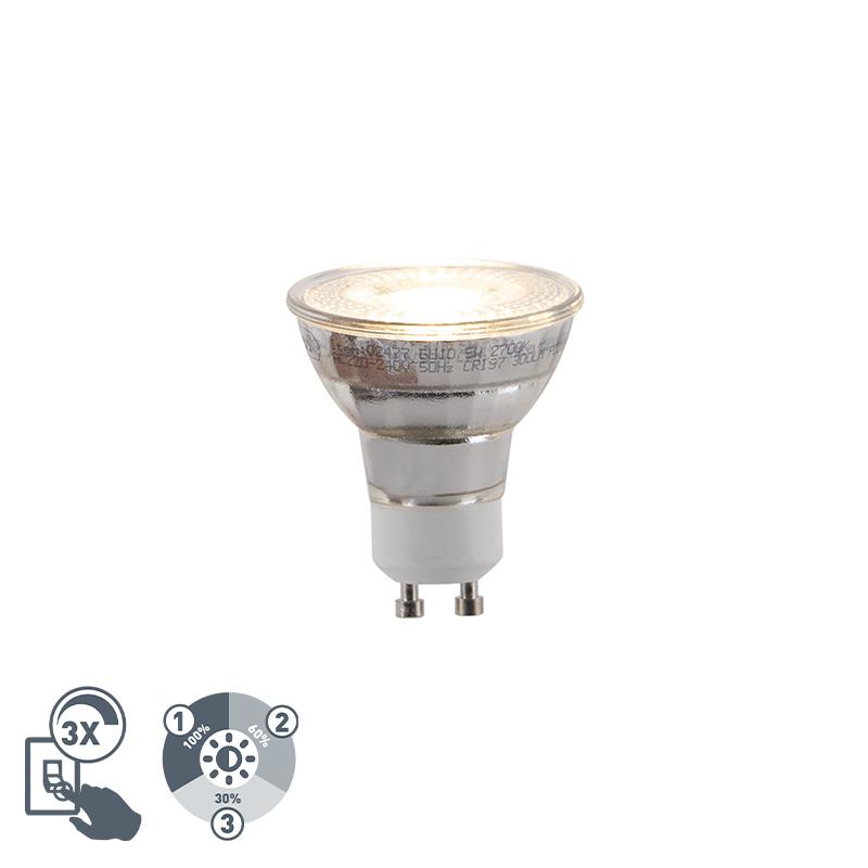 Żarówka LED GU10 5W 300lm 3-stopniowe ściemnianie