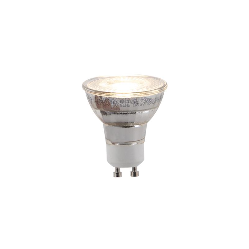 Set van 5 GU10 3-staps dimbare LED lampen 5W 300lm