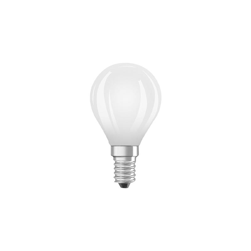 E14 stmievateľná LED žiarovka P45 matná 2,8 W 250 lm 2700K