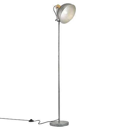 Przemysłowa lampa podłogowa stal - Arti