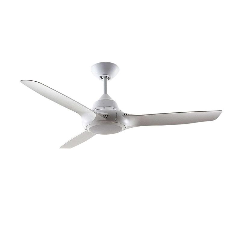 Plafondventilator wit incl. LED en afstandsbediening - Aila