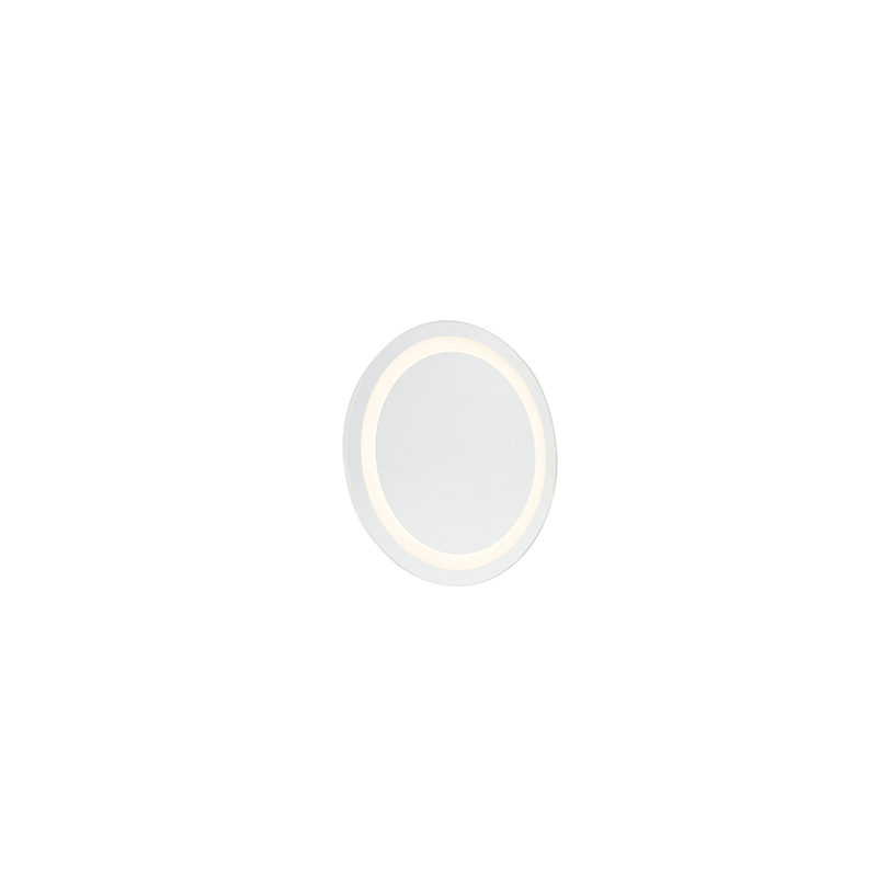 Lustro łazienkowe z oświetleniem LED IP44 - Miral