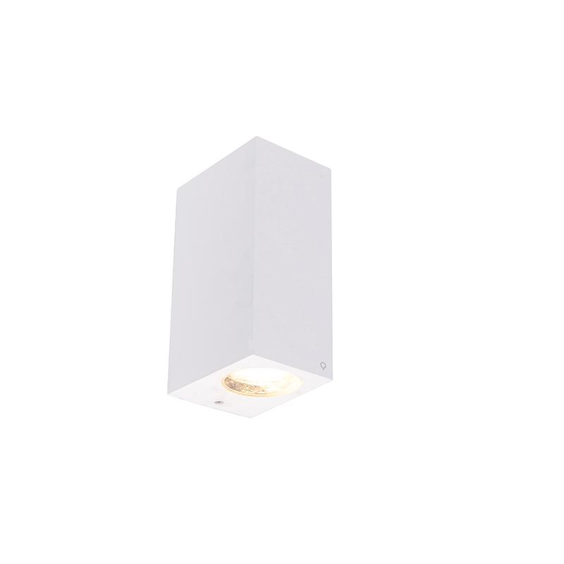 Moderne wandlamp wit van kunstsstof - Baleno II