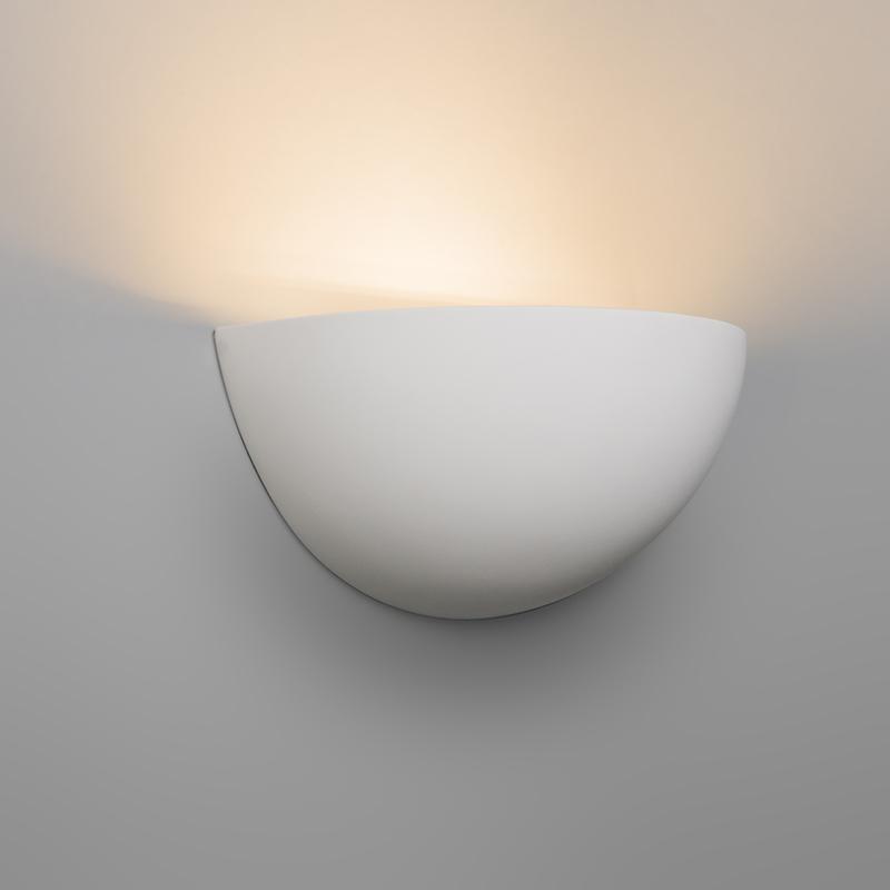 Moderne wandlamp wit - Gypsy Suki