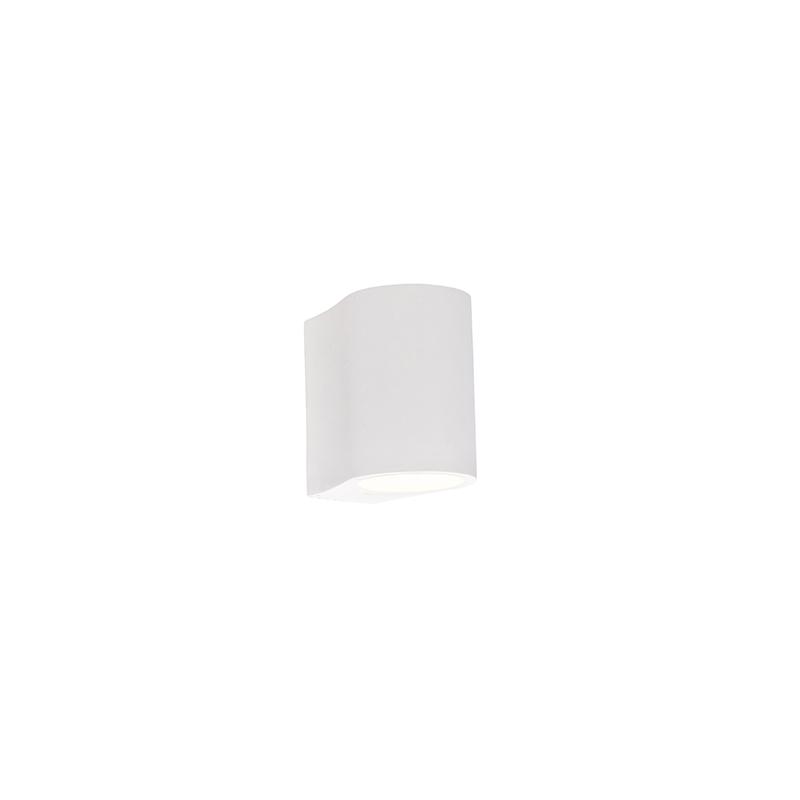 Moderne wandlamp wit - Gypsy Tubo