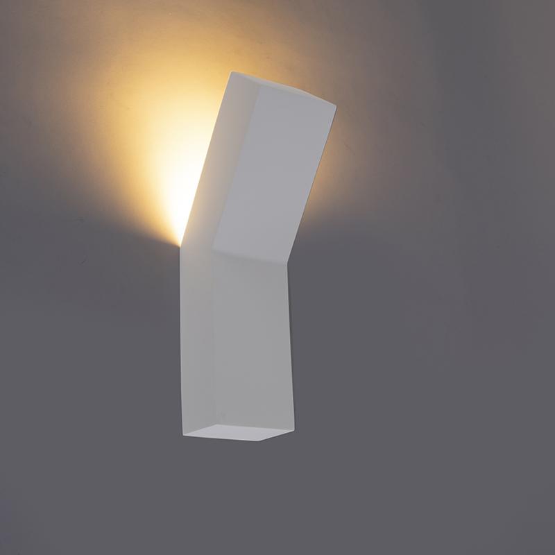 Moderne wandlamp wit - Gypsy Rampa