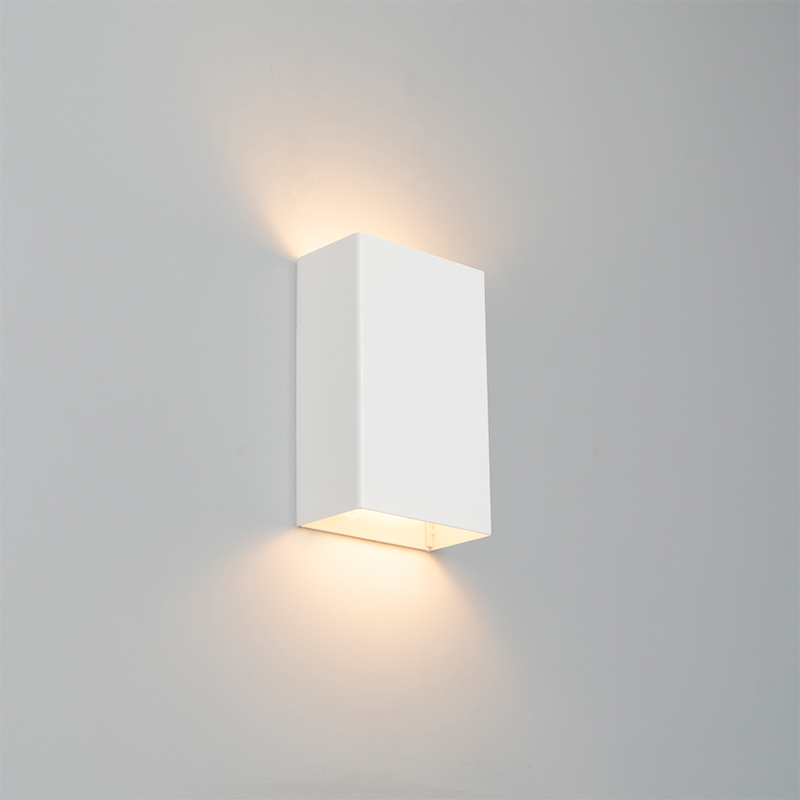 Moderne wandlamp wit - Otan S