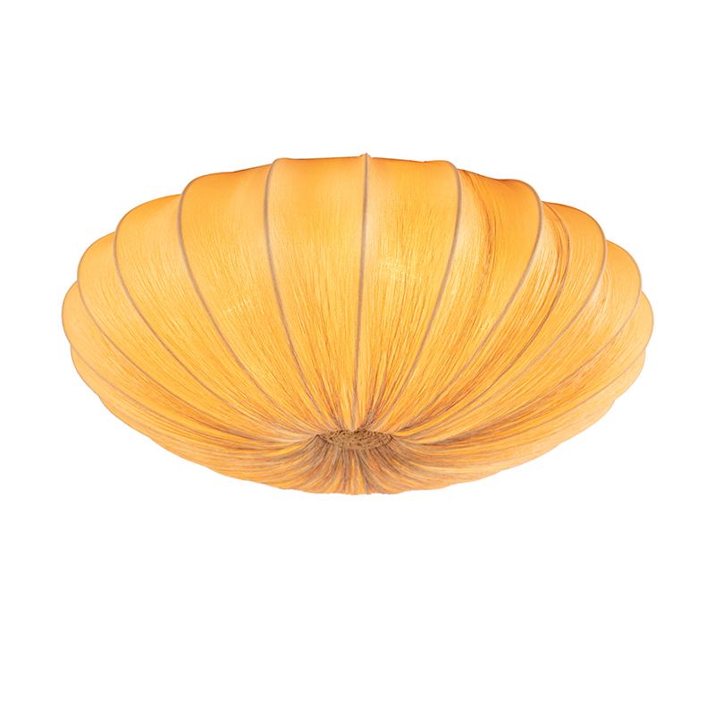 Design loftslampe beige sider 60 cm - Plu
