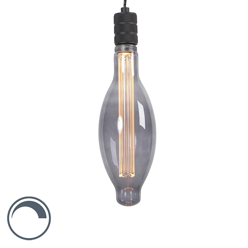 Lampa wisząca z żarówką E27 E115 ściemnialna - Cavalux
