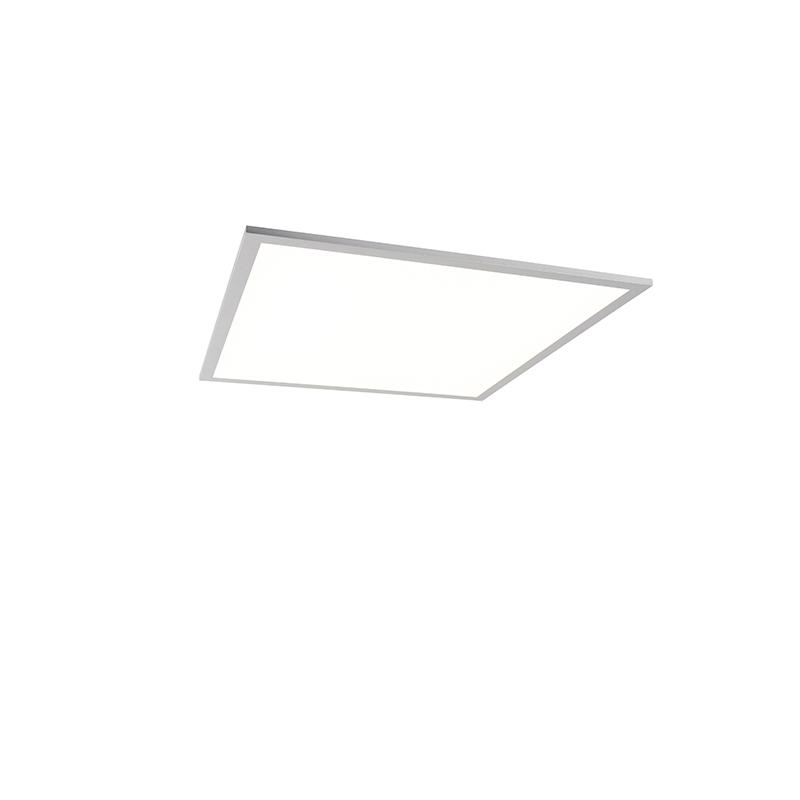 Moderne plafondlamp wit 62 cm incl. LED - Liv