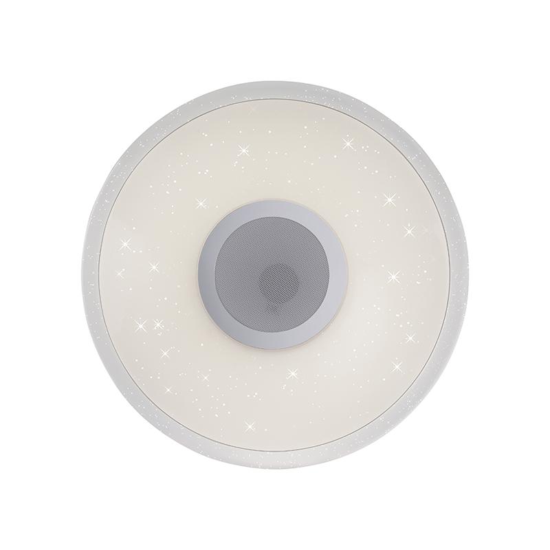 Moderne plafonnière wit 2700-5000K incl. LED - Oka