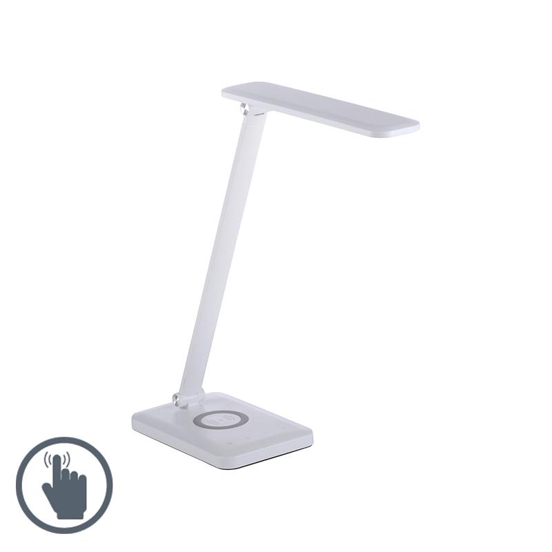 Design tafellamp wit 2700-5000k incl. LED - Tina
