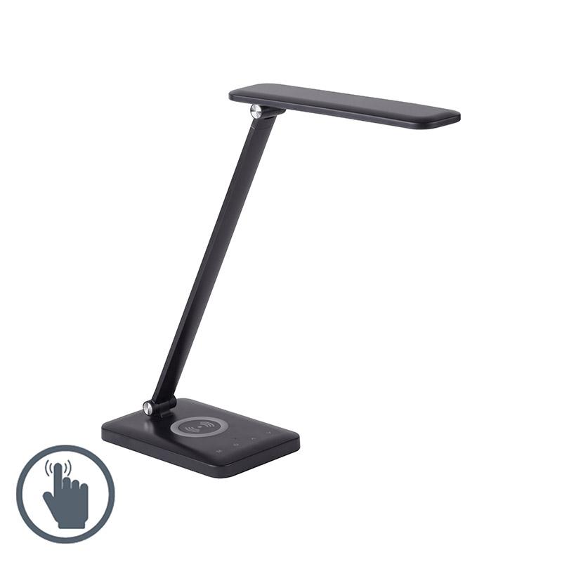 Design tafellamp zwart 2700-5000k incl. LED - Tina