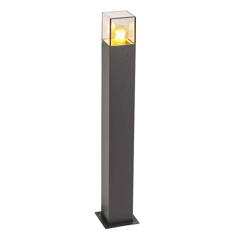 Smart staande buitenlamp antraciet 70 cm incl. wifi A60 - Denmark