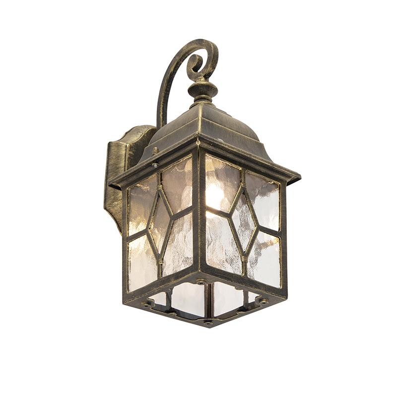 Smart buitenwandlamp brons incl. Wifi A60 - London