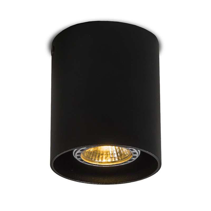 Smart zwart goud incl. WiFi GU10 - Tubo