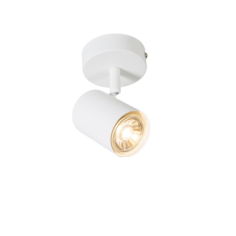 Smart spot wit incl. WiFi GU10 lichtbron verstelbaar - Jeana