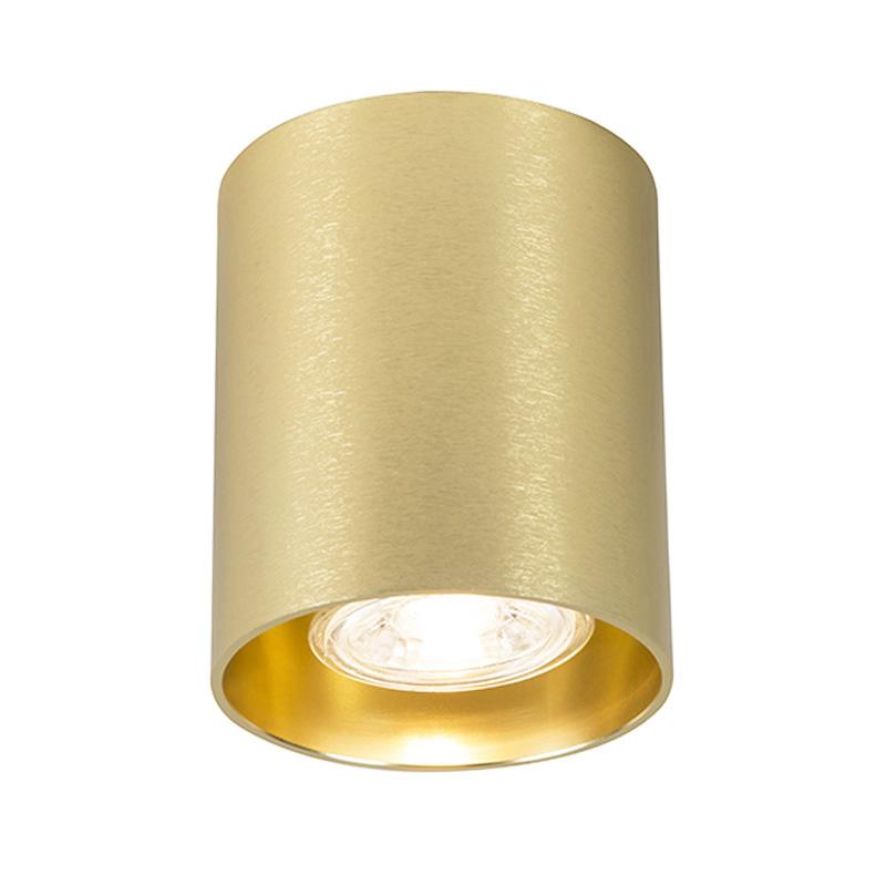 Smart spot goud incl. WiFi GU10 - Tubo