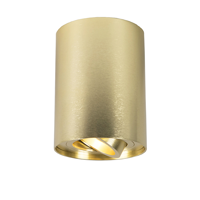 Smart design spot goud incl. GU10 WiFi lichtbron - Rondoo Up