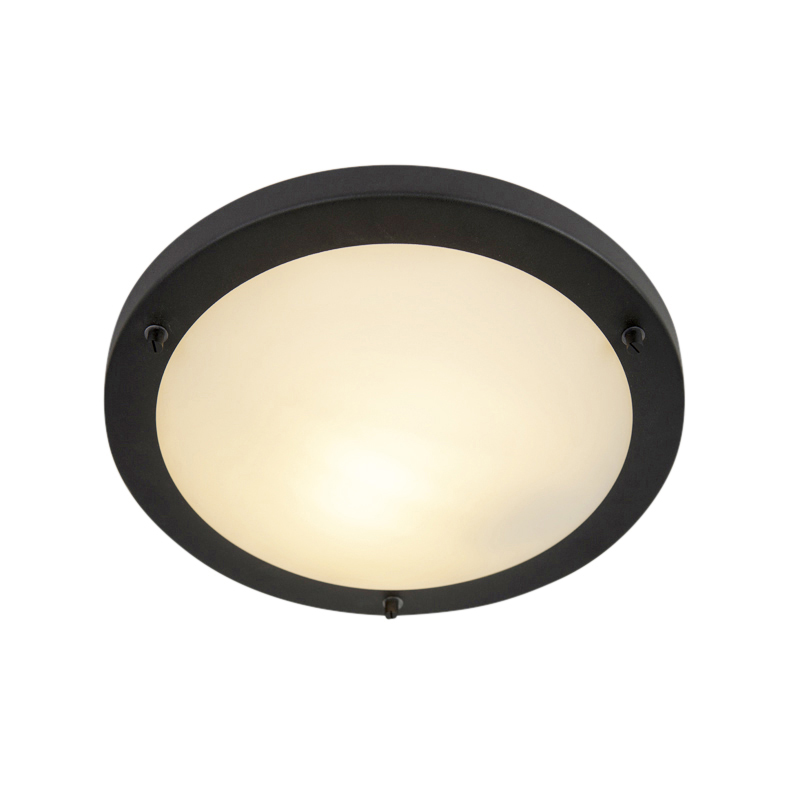Smart plafonni�re zwart incl. wifi A60 - Yuma 31