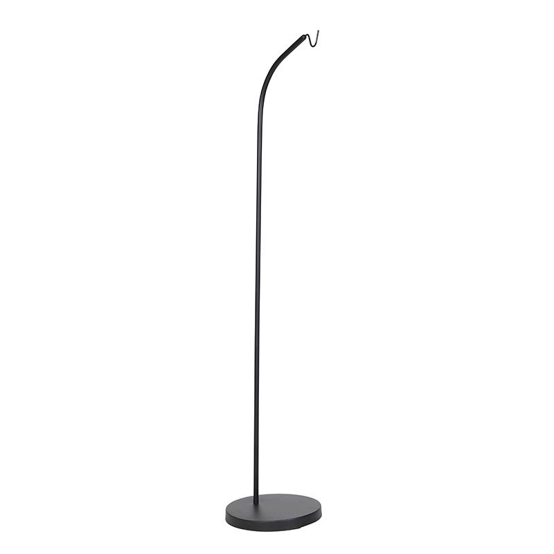 Design standaard zwart staal - Mart