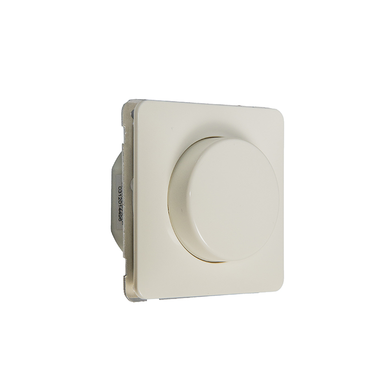 Tronic dimmer 35 tot 400W creme wit