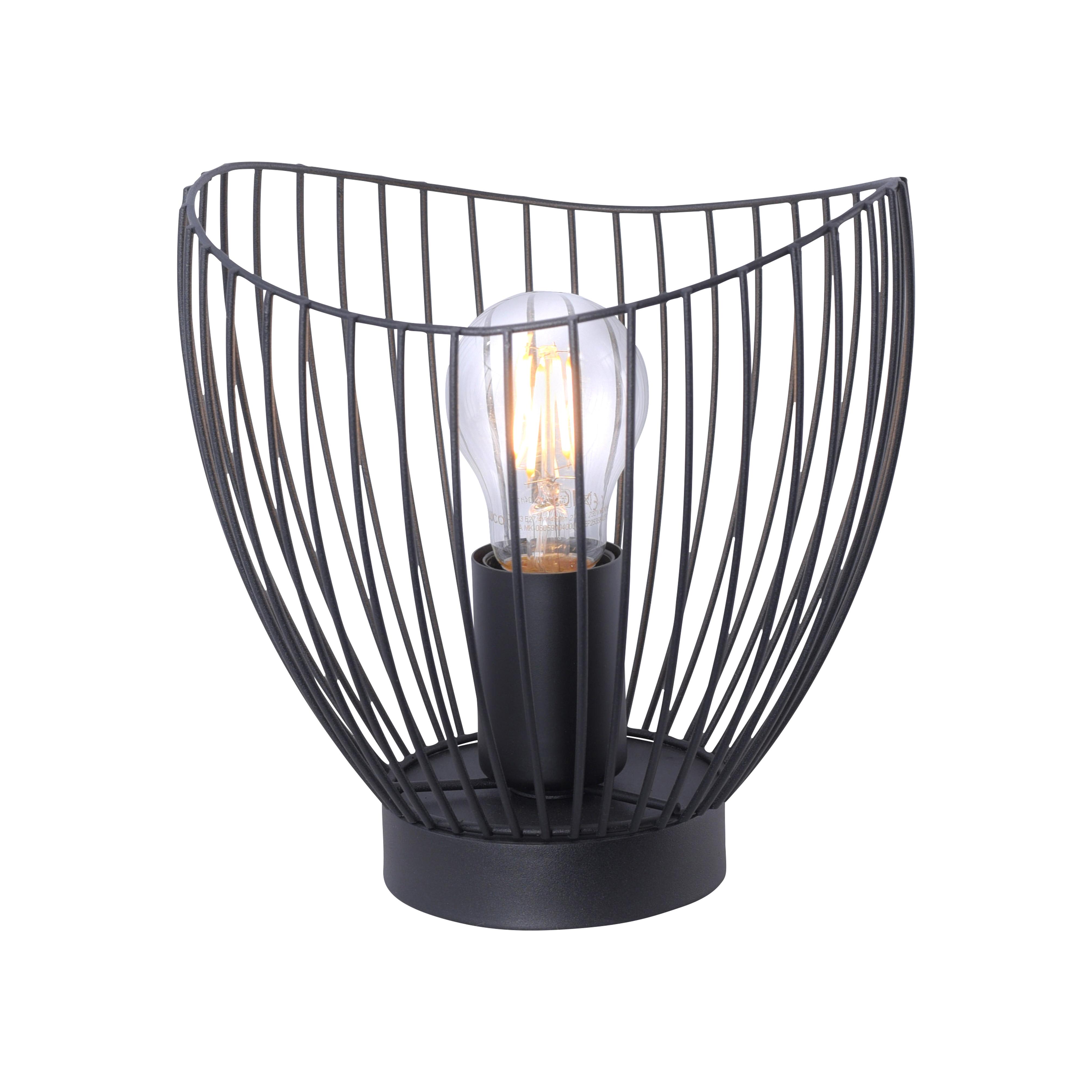Design tafellamp zwart - Pua